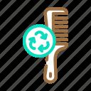 hairbrush, zero, waste, equipment, products, toothbrush