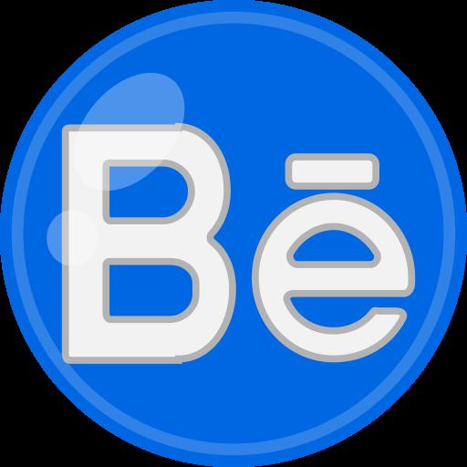 behance, media, social icon