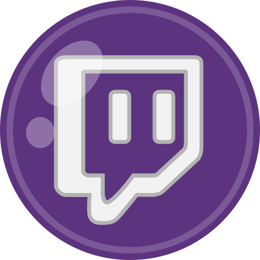 Media, social, twitch icon - Free download on Iconfinder