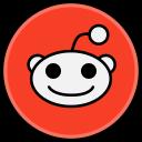 media, reddit, social icon