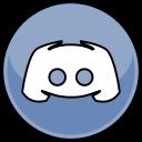 discord, media, social icon