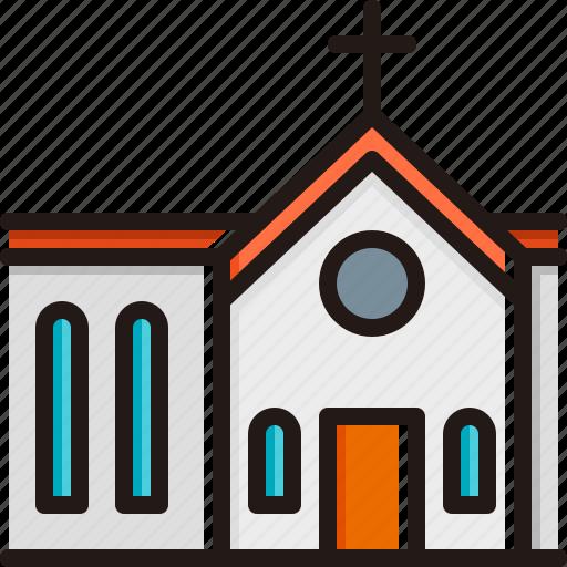 catholic, christian, church, cross, pray, religion icon
