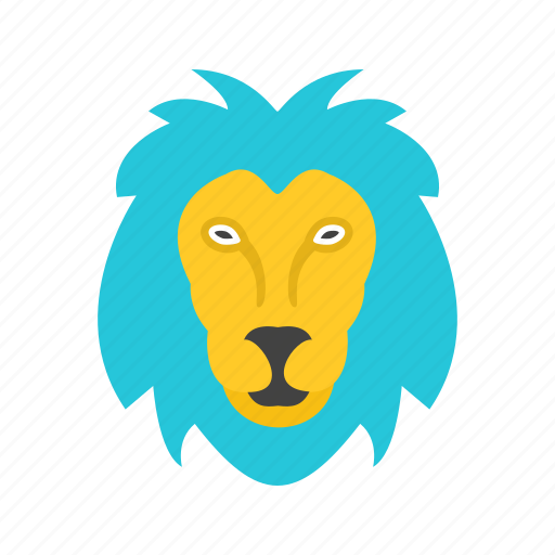 astrology, calendar, horoscope, leo, month, sign, zodiac icon