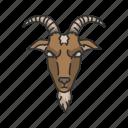 capricorn, goat, horoscope, religion, zodiac, zodiac sign