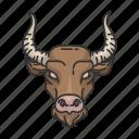 animal, bull, horoscope, religion, taurus, zodiac sign