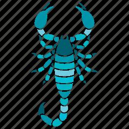 animal, constellation, horoscope, scorpio, scorpion, sign, zodiac icon