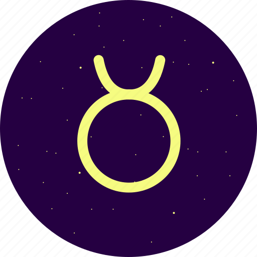 astrology, constellation, signs, stars, taurus, zodiac icon