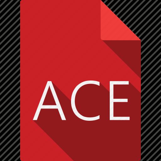 ace, document icon