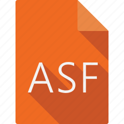asf, document icon