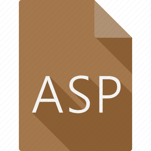 asp, document icon
