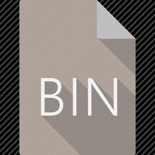 bin, document icon