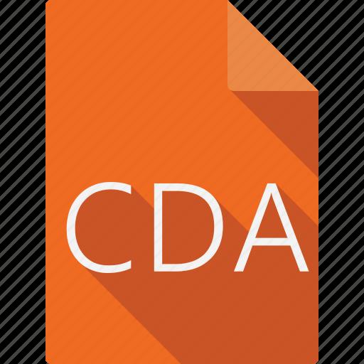 cda, document icon