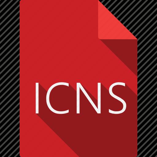 document, icns icon