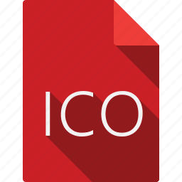 document, ico icon