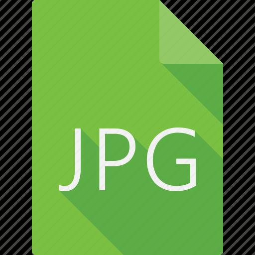 document, jpg icon