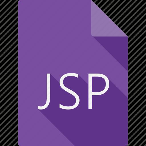document, jsp icon