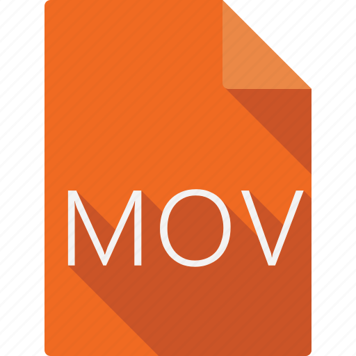 document, mov icon