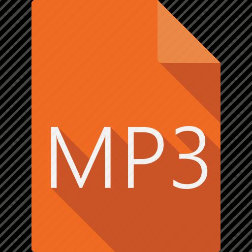 document, mp3 icon