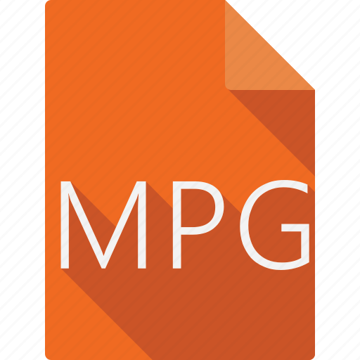 document, mpg icon