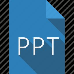 document, ppt icon