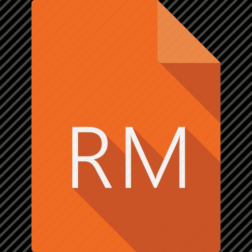 document, rm icon