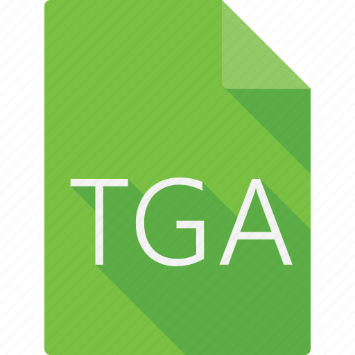 document, tga icon