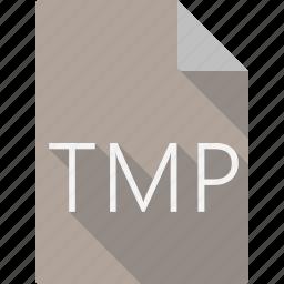 document, tmp icon