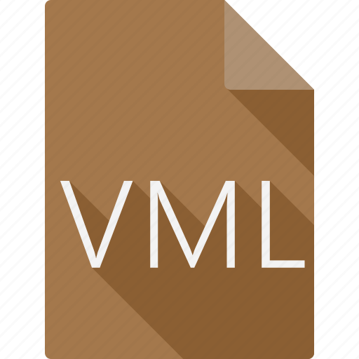 document, vml icon