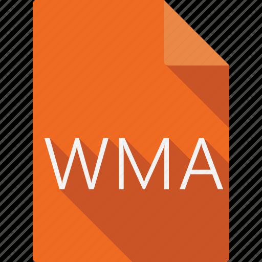 document, wma icon