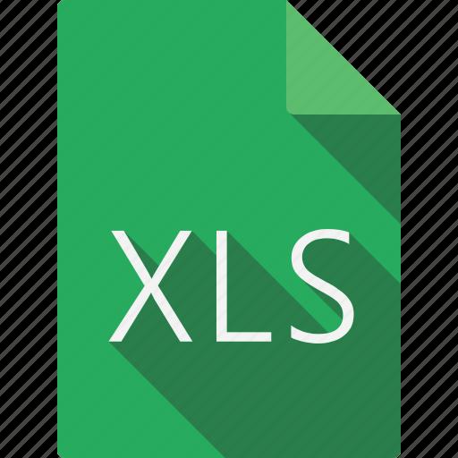 document, xls icon