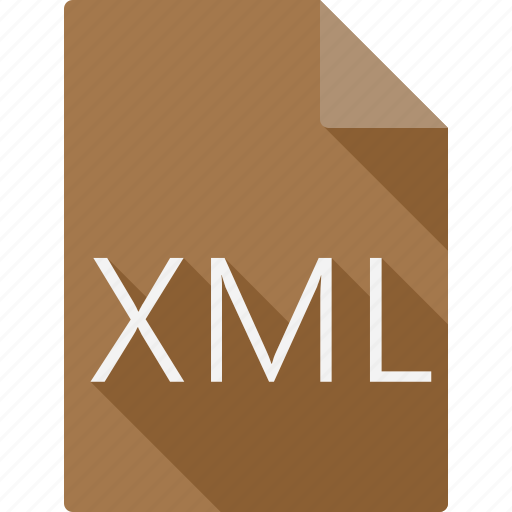 document, xml icon