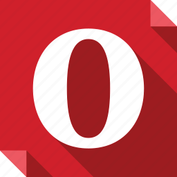 my, opera icon