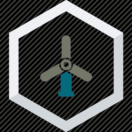 air, turbine icon
