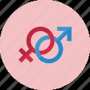 boy, female, girl, male, man, woman icon
