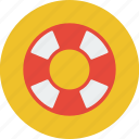 boat, buoy, marine, ship, sos icon
