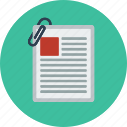 document, file, files, paper, sheet, text icon