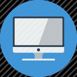 computer, imac, mac, monitor, pc, screen icon