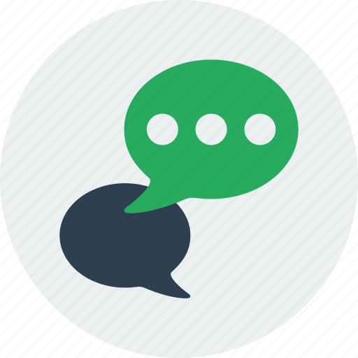 bubble, comment, communication, message, speech icon