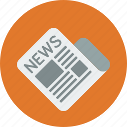 article, blog, feed, news, newspaper, paper, subscribe icon