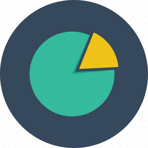 chart, charts, diagram, graph, pie, statistics icon