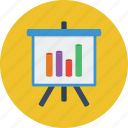 chart, marketing, presentation, statistics icon