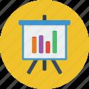 chart, marketing, presentation, statistics icon
