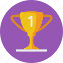 achievement, award, medal, prize, reward, trophy, win, winner icon
