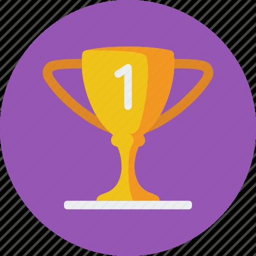 achievement, award, medal, prize, reward, trophy, win, winner icon