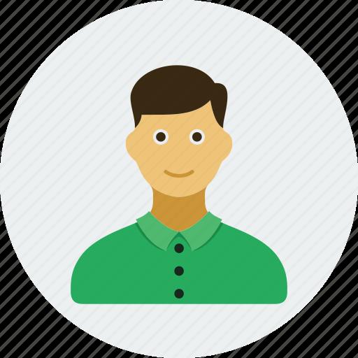 avatar, human, male, man, men, profile, user icon