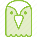 animal, bird, eagel, zoo icon