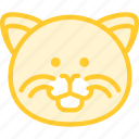 animal, cat, zoo icon