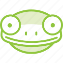 animal, frog, zoo icon