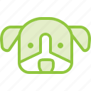 animal, dog, zoo icon