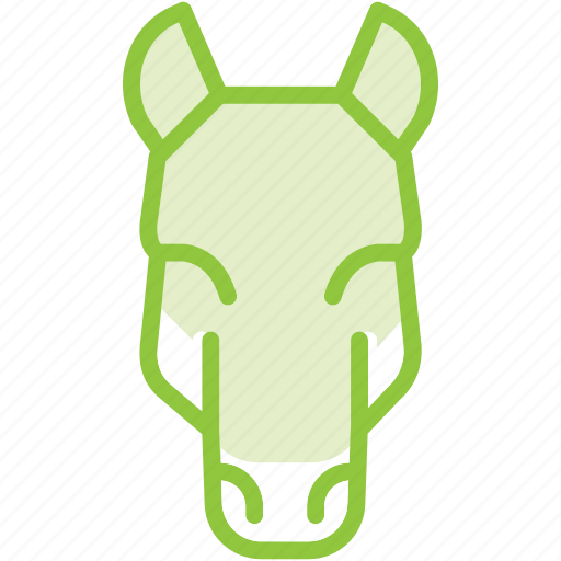 animal, horse, zoo icon